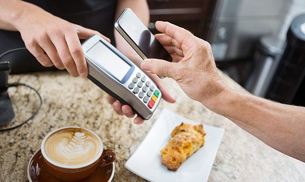 Pay with Mobile Phone